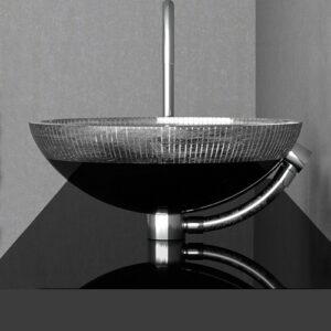 Filigrana Black Silver