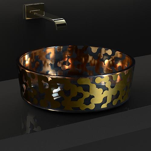 Marea Bronze Gold